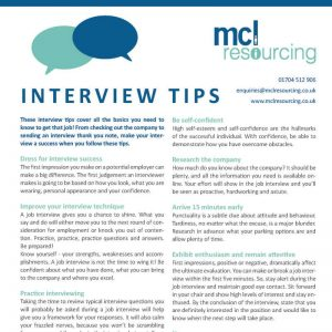 Delightful MCL Resourcing